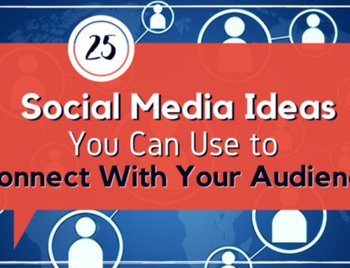 25 Social Media Ideas You Can Use To Connect With Your Audience